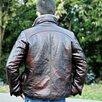 Куртка мужская кожзаменитель зима по цене 5000₽ - Куртки, фото 1