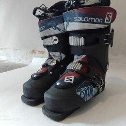 Ботинки - Ботинки для горных лыж Salomon spk85, 0