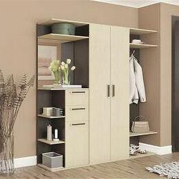 Шкафы, стенки, гарнитуры - Прихожая консул-2 риикм, 0