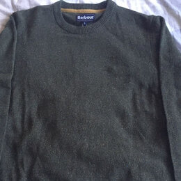 Свитеры и кардиганы - Мужской свитер Barbour, 0