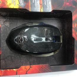 Мыши - Игровая мышка Defender Shock, 0