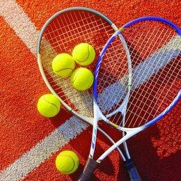 Ракетки - Теннисная ракетка, 0