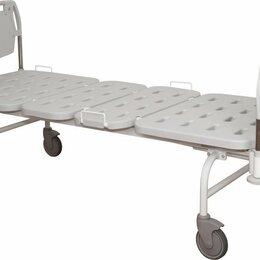 Мебель для учреждений - Винтовая четырёхсекционная кровать, 0