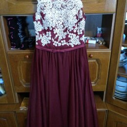 Платья - Вечерние платье, 0