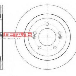 Краны для воды - NIBK RN1563 Диск торм.зад. , 0