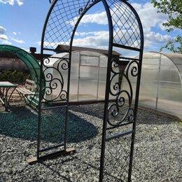 Шпалеры, опоры и держатели для растений - Арка  садовая, пергола, 0