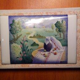 Картины, постеры, гобелены, панно - Картина-миниатюра художественная роспись по эмали, 0
