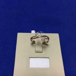 Комплекты - 9ян) Кольцо золото 585 арт.47721, 0