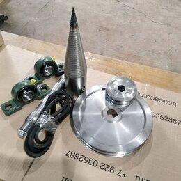 Дровоколы - Комплект для сборки дровокола с 2х заходной упорной резьбой СТ45, 0