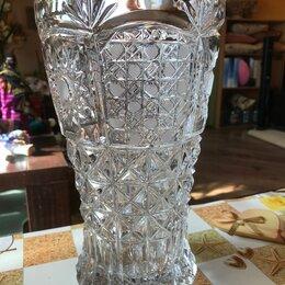 Вазы - Хрустальные вазы  в интерьере, 0