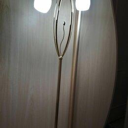 Торшеры и напольные светильники - Торшер напольный , 0