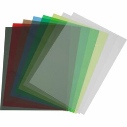 Расходные материалы для брошюровщиков - Обложки ГЕЛЕОС, PCA4-300, 0