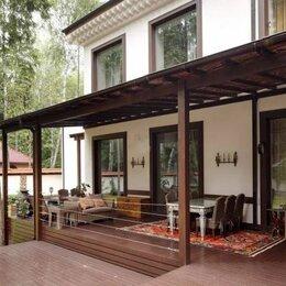 Готовые строения - Строительство веранд и террас, 0