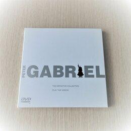 Музыкальные CD и аудиокассеты - Peter Gabriel - The Definitive Collection 2CD+DVD - Компакт Диск, 0