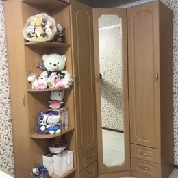 Шкафы, стенки, гарнитуры - Шкаф угловой трёхдверный , 0