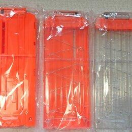 Игрушечное оружие и бластеры - Обойма для нерфа (Nerf) на на 12 пуль (три варианта), 0