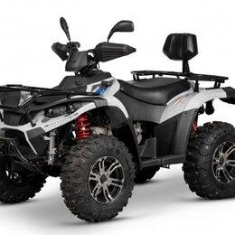 Мото- и электротранспорт - Квадроцикл Linhai-Yamaha D400 EFI, 0