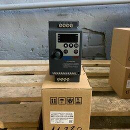 Преобразователи частоты - Частотный преобразователь INNOVERT isd112m43b mini 1,1 кВт 380В трехфазный, 0
