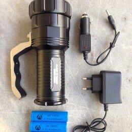 Аксессуары и комплектующие - Фонарь прожекторный FA-9001cree XM-L T6, 0