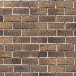 Фасадные панели - ТЕХНОНИКОЛЬ HAUBERK фасадная плитка, Кирпич, Бельгийский , 0