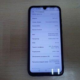 Мобильные телефоны - Телефон Honor 10i HRY-LX1T , 0