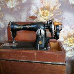 Швейные машины - Промышленная подольская швейная машинка 105, 0