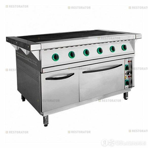 Пищевые Технологии Плита электрическая Пищевые Технологии ПЭП-0,72-ДШ-01 по цене 81210₽ - Промышленные плиты, фото 0
