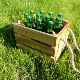 Корзины, коробки и контейнеры - Ящики деревянные для хранения и интерьера в наличии и на заказ , 0