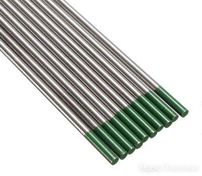Электроды вольфрамовые 6.4 мм WT-20 по цене 4313₽ - Металлопрокат, фото 0