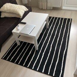 Ковры и ковровые дорожки - Ковер современный черно-белый, 0