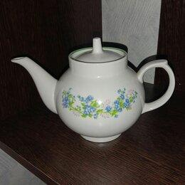 Заварочные чайники -  Чайник заварочный Дулёво Незабудки , 0