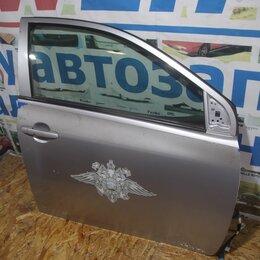 Кузовные запчасти - Дверь пер прав Тойота Королла E150, 0