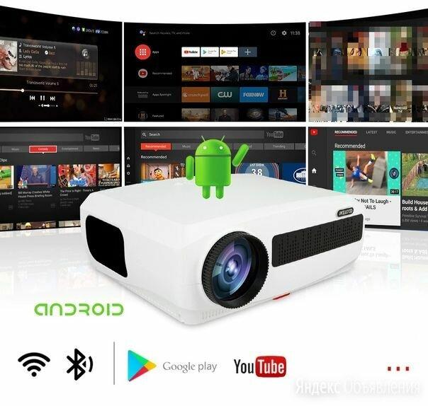 Проектор wzatco C3 smart по цене 19500₽ - Проекторы, фото 0