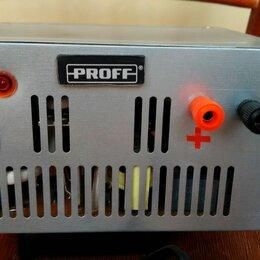 Зарядные устройства и адаптеры питания - Блок питания 12 вольт., 0