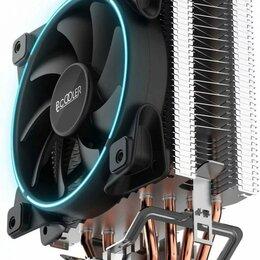 Кулеры и системы охлаждения - Вентилятор PCCooler GI-X4R S775/115X/AM2/AM3/AM4 (24 шт/кор, TDP 145W, 120mm PWM, 0