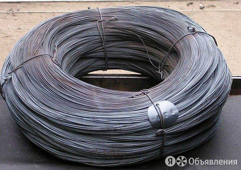 Проволока пружинная 5 мм ст. 60С2А ГОСТ 14963-78 по цене 57000₽ - Металлопрокат, фото 0