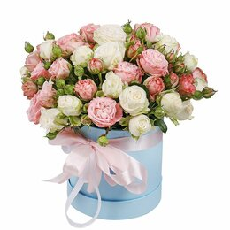 Цветы, букеты, композиции - Композиция «Жизнь прекрасна» - L (40см), 0