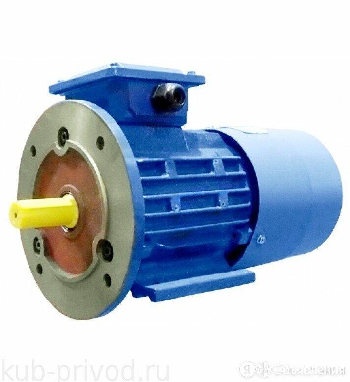 Электродвигатель с встроенным электромагнитным тормозом АИР 90L2Е по цене 32361₽ - Прочие станки, фото 0