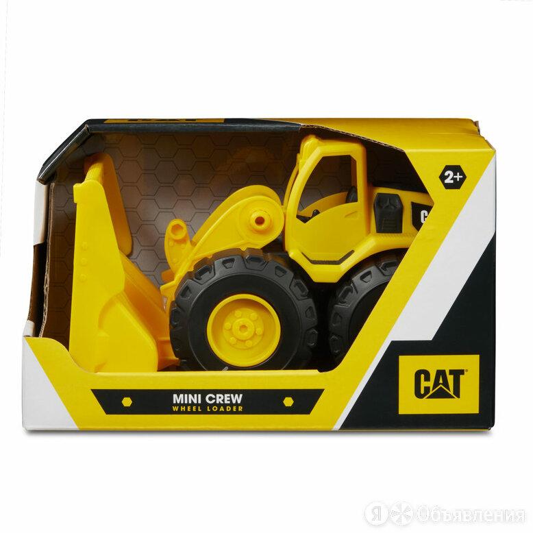 Игрушка Погрузчик Т19106 CAT по цене 904₽ - Машинки и техника, фото 0