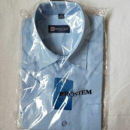 Рубашки - рубашка голубая для мальчика , 0