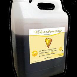 Ингредиенты для приготовления напитков - Винное сортовое сусло CHARDONNAY 5кг., 0