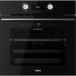 Духовые шкафы - Электрический духовой шкаф TEKA HLB 8510 P NIGHT RIVER BLACK (111000046), 0