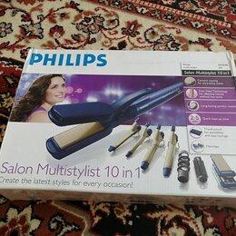 Щипцы, плойки и выпрямители - Стайлер philips salon multistylist 10 в 1, 0