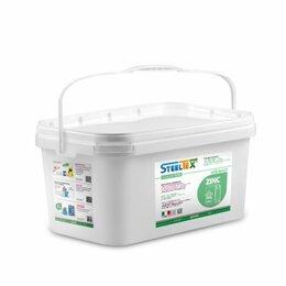 Теплоноситель - Порошковый реагент для промывки теплообменников SteelTEX ZINC, 0