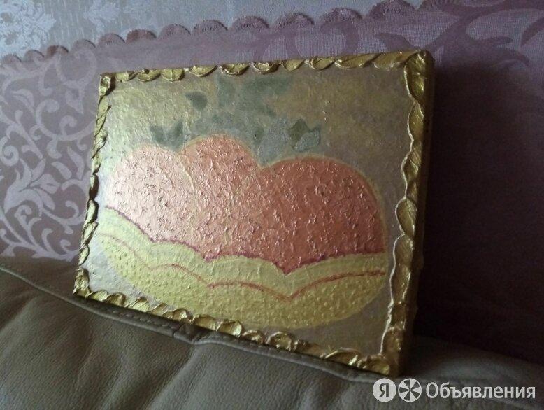 """Картина """" Три апельсина в золотой вазе """" по цене 40000₽ - Картины, постеры, гобелены, панно, фото 0"""