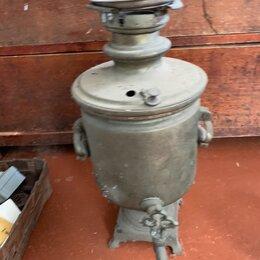 Самовары - Самовар на дровах зшв 5 и 7 литров, 0
