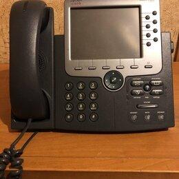 VoIP-оборудование - VoIP-телефон Cisco 7975G, 0