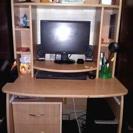 Компьютерные и письменные столы - Стол компьютерный , 0