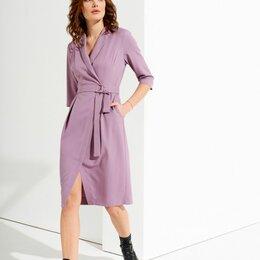 Платья - Платье 4023 PRESTIGE сиреневое Модель: 4023, 0