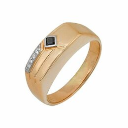 Кольца и перстни - 1200205092 Кольцо (Au 585) (20.5) Алмаз-Холдинг, 0
